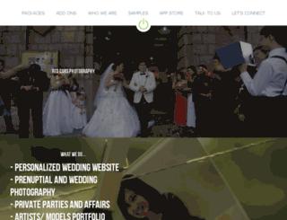 redcarsphotography.com screenshot