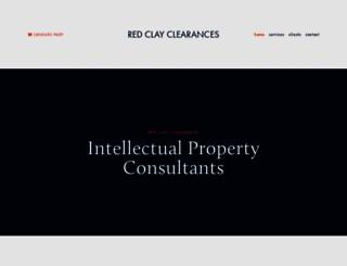 redclayclearances.com screenshot