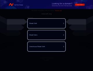 redcloth.org screenshot