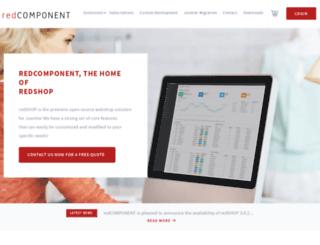 redcomponent.com screenshot