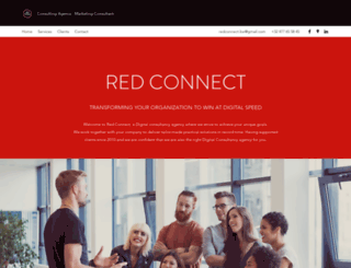 redconnect.be screenshot