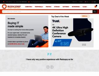 redcorp.com screenshot