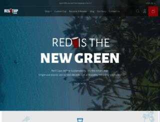 redcupliving.com screenshot