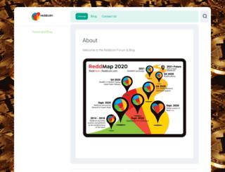 reddcoinforum.com screenshot