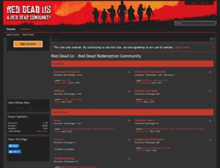 reddead.us screenshot