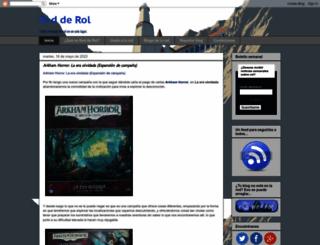 redderol.blogspot.com.ar screenshot