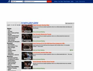 redding-ca.americanlisted.com screenshot