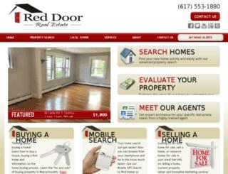 reddoorprod.e-net.com screenshot