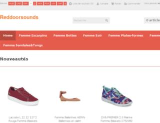 reddoorsounds.com screenshot