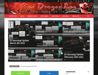 reddragonleo.com screenshot