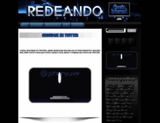 redeando.blogspot.com screenshot