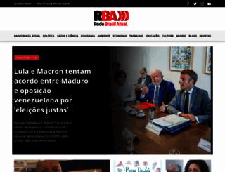 redebrasilatual.com.br screenshot