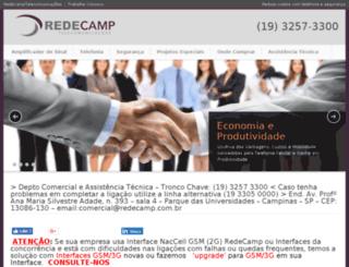 redecamp.com.br screenshot
