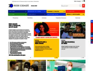redecidada.org.br screenshot