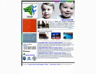 rededeprotecaobaby.com.br screenshot