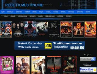 redefilmesonline.blogspot.com screenshot