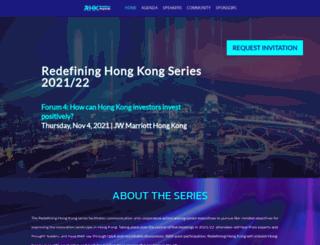 redefininghk.scmp.com screenshot