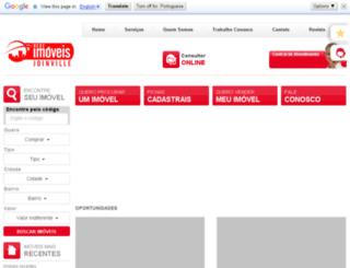 redeimoveisjoinville.com.br screenshot