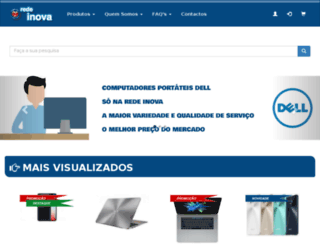 redeinova.pt screenshot