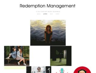 redemption-management.com screenshot