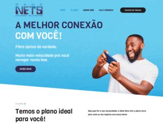 redenets.com.br screenshot