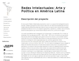redesintelectuales.net screenshot