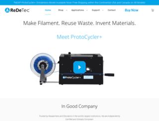 redetec.com screenshot