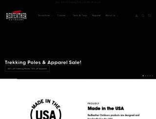 redfeather.com screenshot
