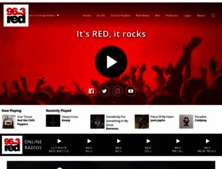 redfm.gr screenshot
