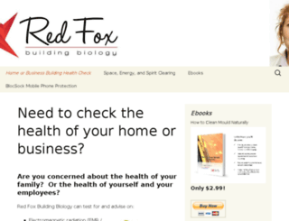 redfoxbb.com.au screenshot