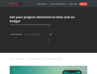 redfoxwebtech.com screenshot