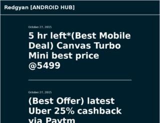redgyan.wordpress.com screenshot