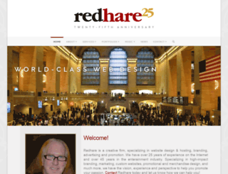 redhare.com screenshot