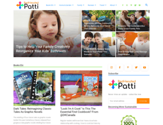 redheadedpatti.com screenshot