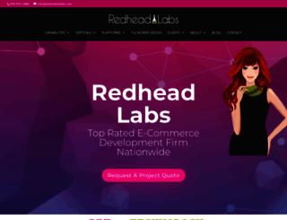 redheadlabs.com screenshot