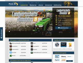 redirect.ngz-gameserver.de screenshot