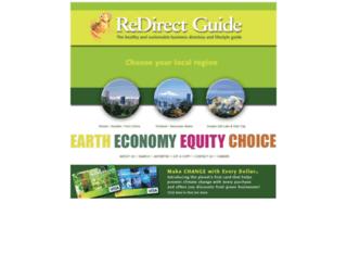 redirectguide.com screenshot