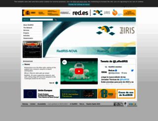 rediris.com screenshot