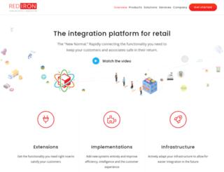 redirontech.com screenshot