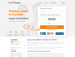 redleafloans.ca screenshot