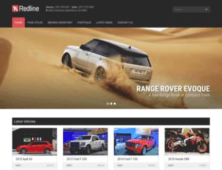redline.progressionstudios.com screenshot