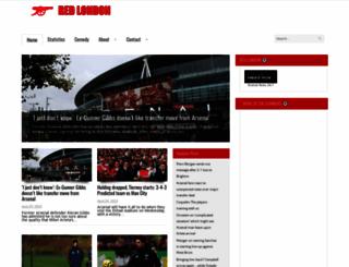 redlondon.wordpress.com screenshot