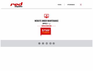 redmagazine.in screenshot