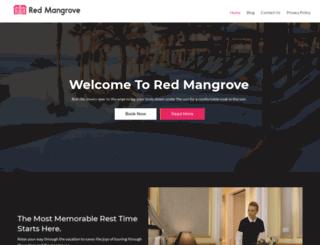 redmangrove.com screenshot