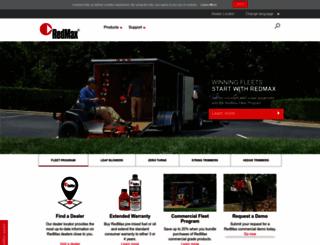 redmax.com screenshot