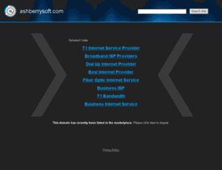 redmine.ashberrysoft.com screenshot