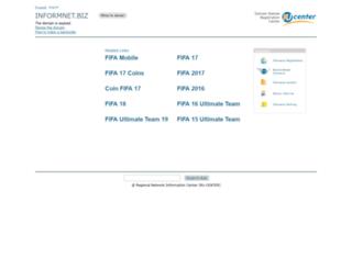 redmine.informnet.biz screenshot