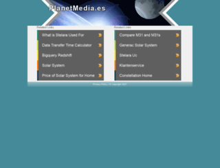 redmine.planetmedia.es screenshot