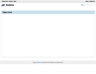 redmineweb.magnasistemas.com.br screenshot