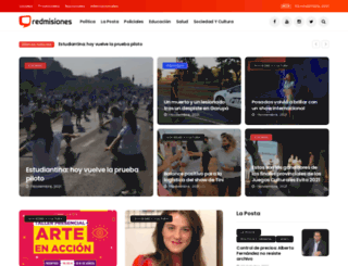 redmisiones.com screenshot